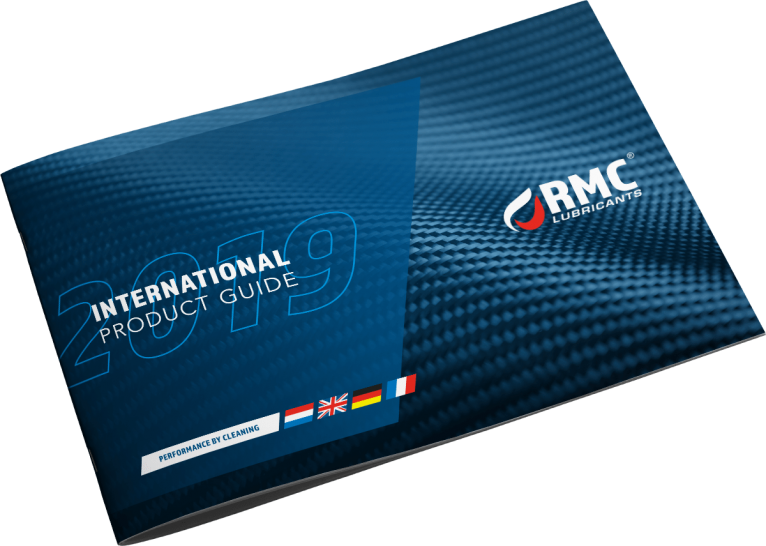Brochure RMC Lubricants